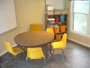 Photo: Class space at Hodgson Nature Center