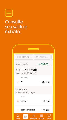 Banco Itaú: Gerencie sua conta pelo celular screenshot 2