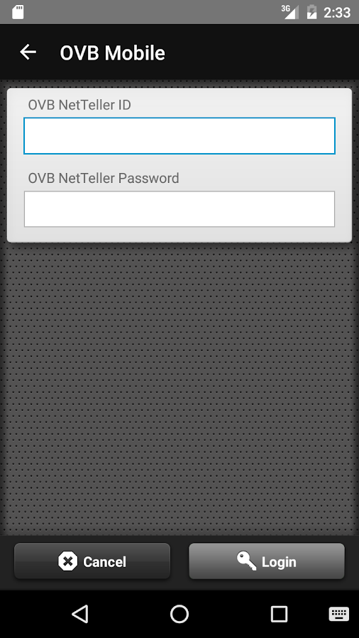 OVB Mobile- screenshot