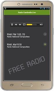 Radio Cambodia Live - náhled
