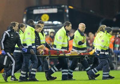 """Dr Chris Van Crombrugge : """"Dries Mertens a craint pour sa carrière"""""""