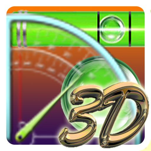 分度器と水準器 工具 App LOGO-硬是要APP