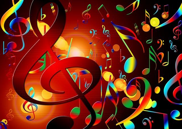 Música, Clave De Sol, Sonido,