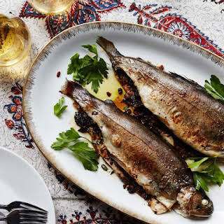 Persian Tamarind-Stuffed Fish.