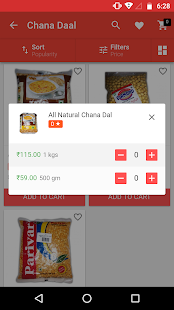 MobiCommerce – Food & Grocery - náhled
