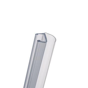 Joint d'étanchéité vertical pour porte de douche