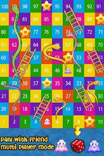 Snakes and Ladders 3D : Saap Seedhi Game - náhled
