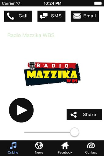 Radio Mazzika WBS