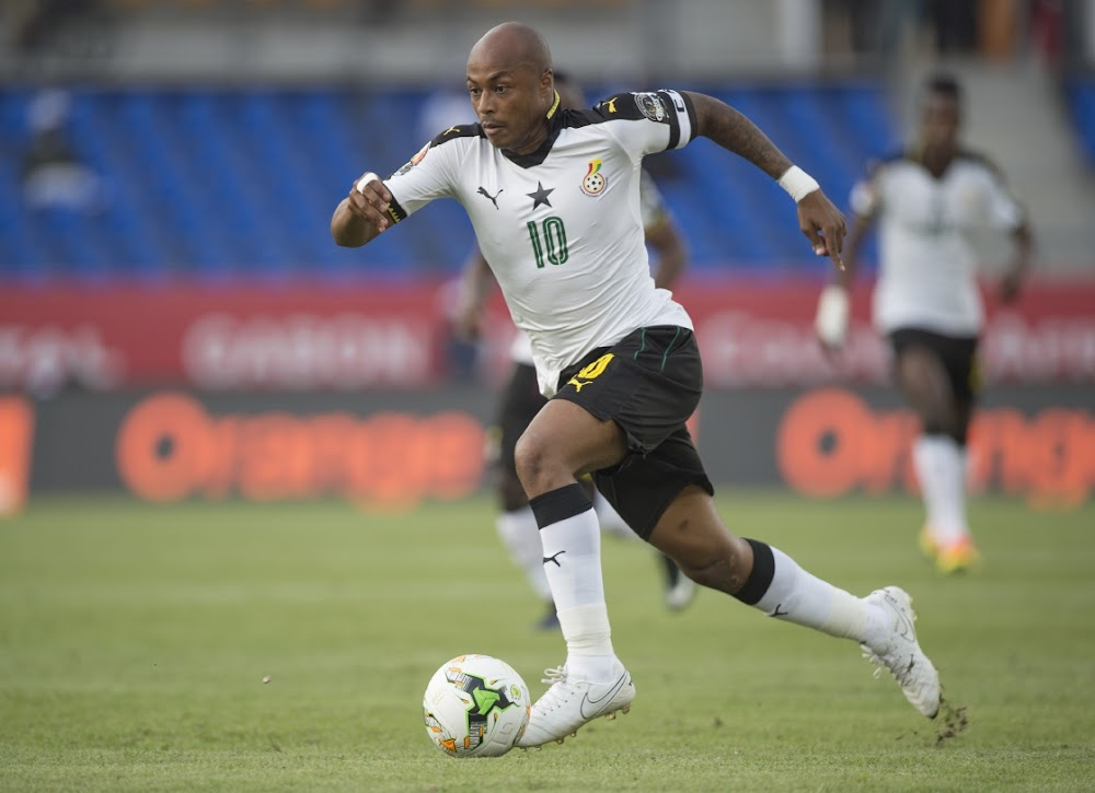 Ghana captain asks teammates to put their bodies on the line against Bafana