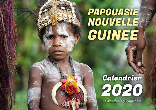 Calendrier 2020 - Papouasie Nouvelle Guinee