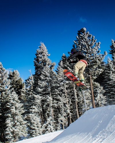 Jump by Jay Woolwine Photography - Sports & Fitness Snow Sports ( ski, snowboard, snow summit, action )