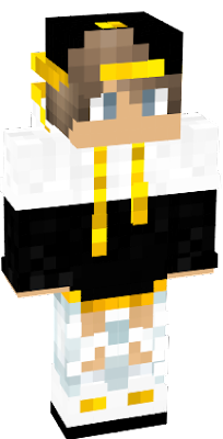 my future minecraft skin