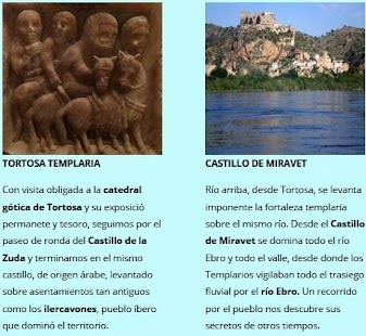 Tortosa Templaria - náhled