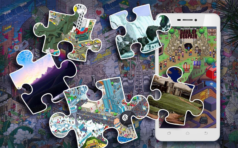 99Dewa – 3D Jigsaw Puzzles