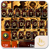 Steam Punk Keyboard Theme
