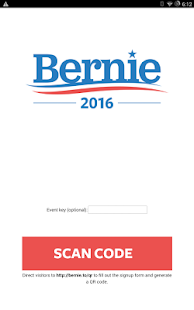 Bernie QR- screenshot thumbnail