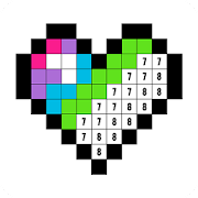 App Color by Number: Coloring Book Free - Pixel Art APK for Windows Phone