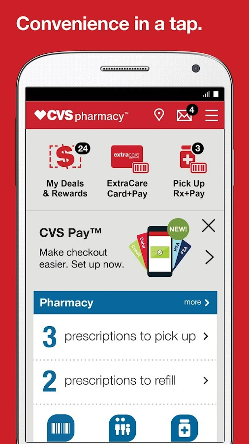 CVS/pharmacy- screenshot