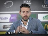 L'AS Eupen dit adieu à Luis Garcia cette semaine