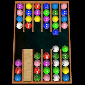 Brain Marbles - challenging brain game