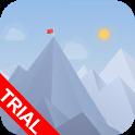 Peakview [Trial] - peak identification icon