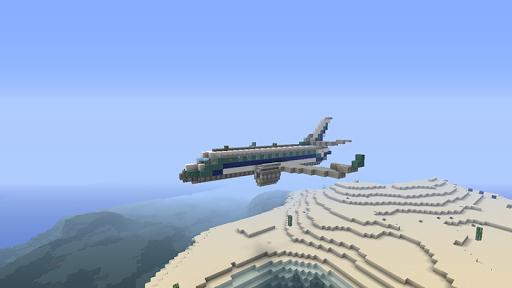 Magic Minecraft Airplanes