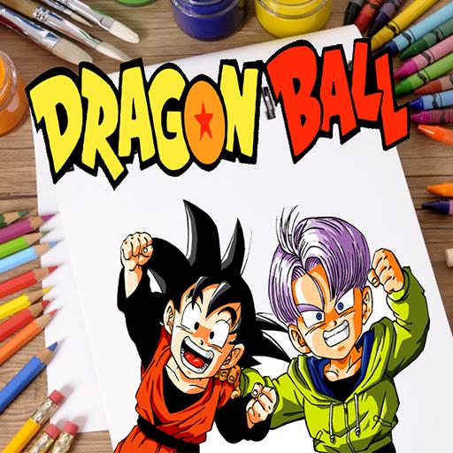 Gogo coloring cartoon