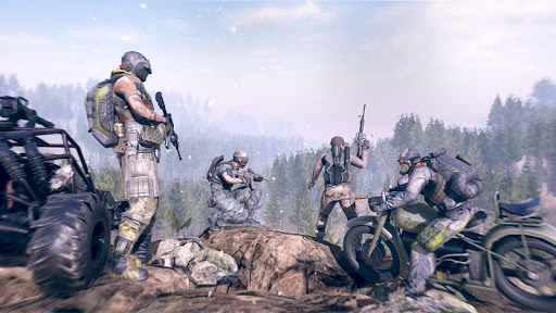 Army Commando Jungle Survival 3.8 screenshots 6