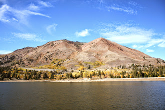 Photo: Red Lake and Red Mountain