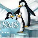 企鹅主题GO短信 icon