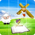 Puzzle Christian Easter 2 icon