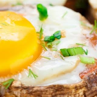 RecipePortobello Eggs Benedict.