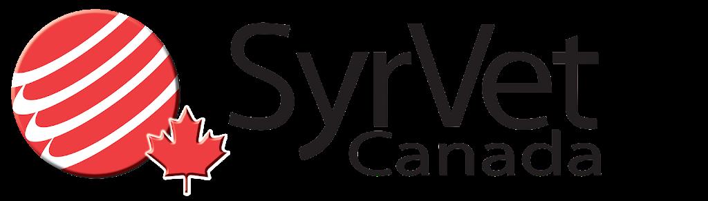 logo syrvet canada