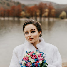 Wedding photographer Kseniya Voropaeva (voropusya91). Photo of 20.12.2017