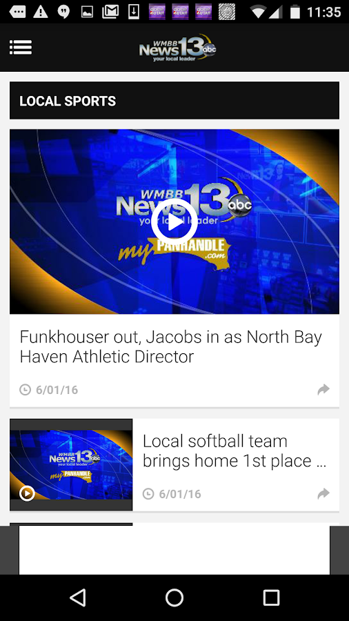WMBB News 13- screenshot