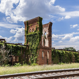 by Greg Fisher - Buildings & Architecture Decaying & Abandoned