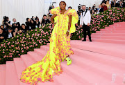 Serena Williams attends The 2019 Met Gala Celebrating Camp: Notes on Fashion at Metropolitan Museum of Art in New York City