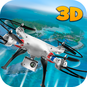 RC Quadcopter Drone Sim 3D for PC and MAC