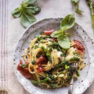 Prosciutto Pesto Pasta Recipes.