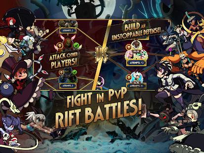 Game Skullgirls: Fighting RPG APK for Windows Phone