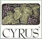 Logo for Alexander Valley Vineyards Cyrus