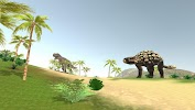 کھیل VR Time Machine Dinosaur Park (+ Cardboard) Android کے لئے screenshot