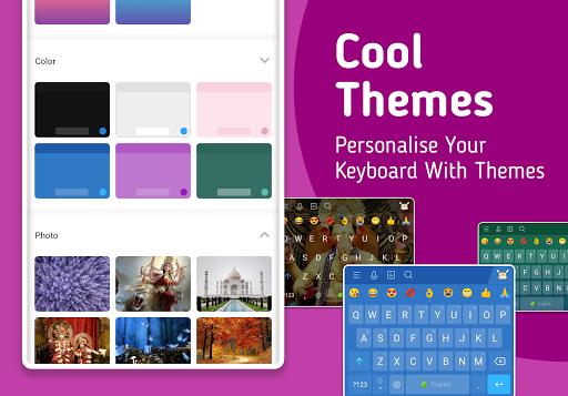 Mint Keyboard - Stickers, Font & Themes 1.07.12.000 Screenshots 7