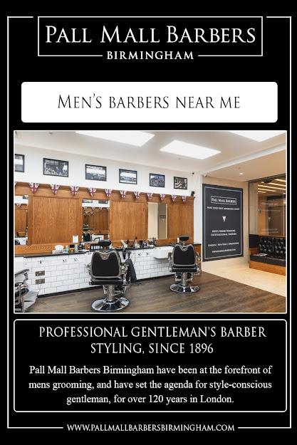 Men's Barbers Near Me