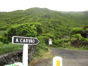 Photo: u jeskyně Algar do Carvao