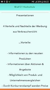 Brief Schreiben C1 Hochschule For Pc Windows 7 8 10 Mac Free
