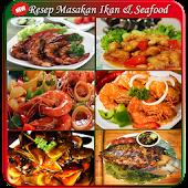 107 Resep Ikan & Seafood TOP