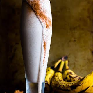 Banana Bread Protein Shake.