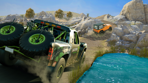 Offroad Driving Simulator 4x4 : Jeep Mudding  code Triche 2