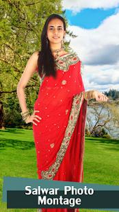 Salwar Photo Montage - náhled